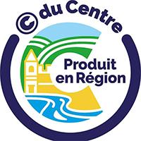 C du centre : produit en région